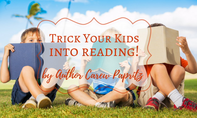 "How to Get Your ""E-Kids"" off Their Electronic Playgrounds and into Summer Reading!"