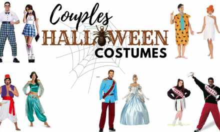 Popular Couples Costumes for Halloween 2017