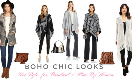 Boho-Chic Looks – Retro-Cool Styles for Standard & Plus Size Women