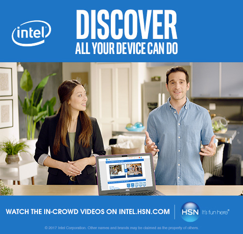 THE IN-CROWD HUB: Picture what's possible with Intel #ad #IntelINCROWD