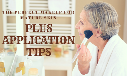 The Perfect Makeup For Mature Skin Plus Application Tips