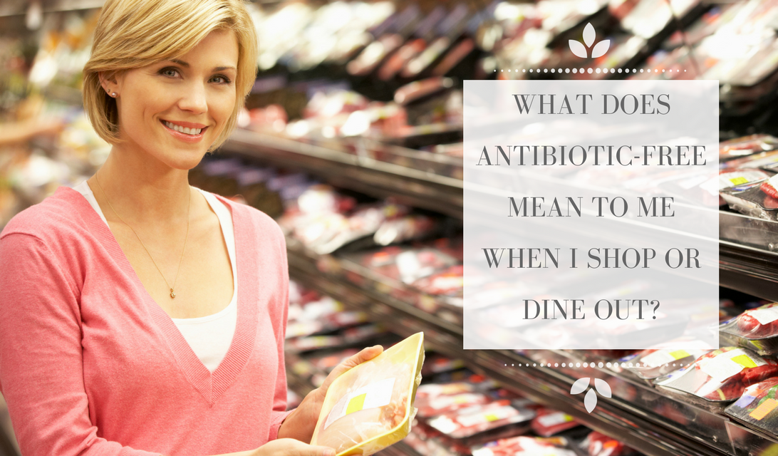 Antibiotic-Free Meat: What's It Mean & Where to Find it in the Grocery Store & Dining Out