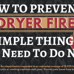 How to Prevent a Dryer Fire – Simple Things You Need To Do Now