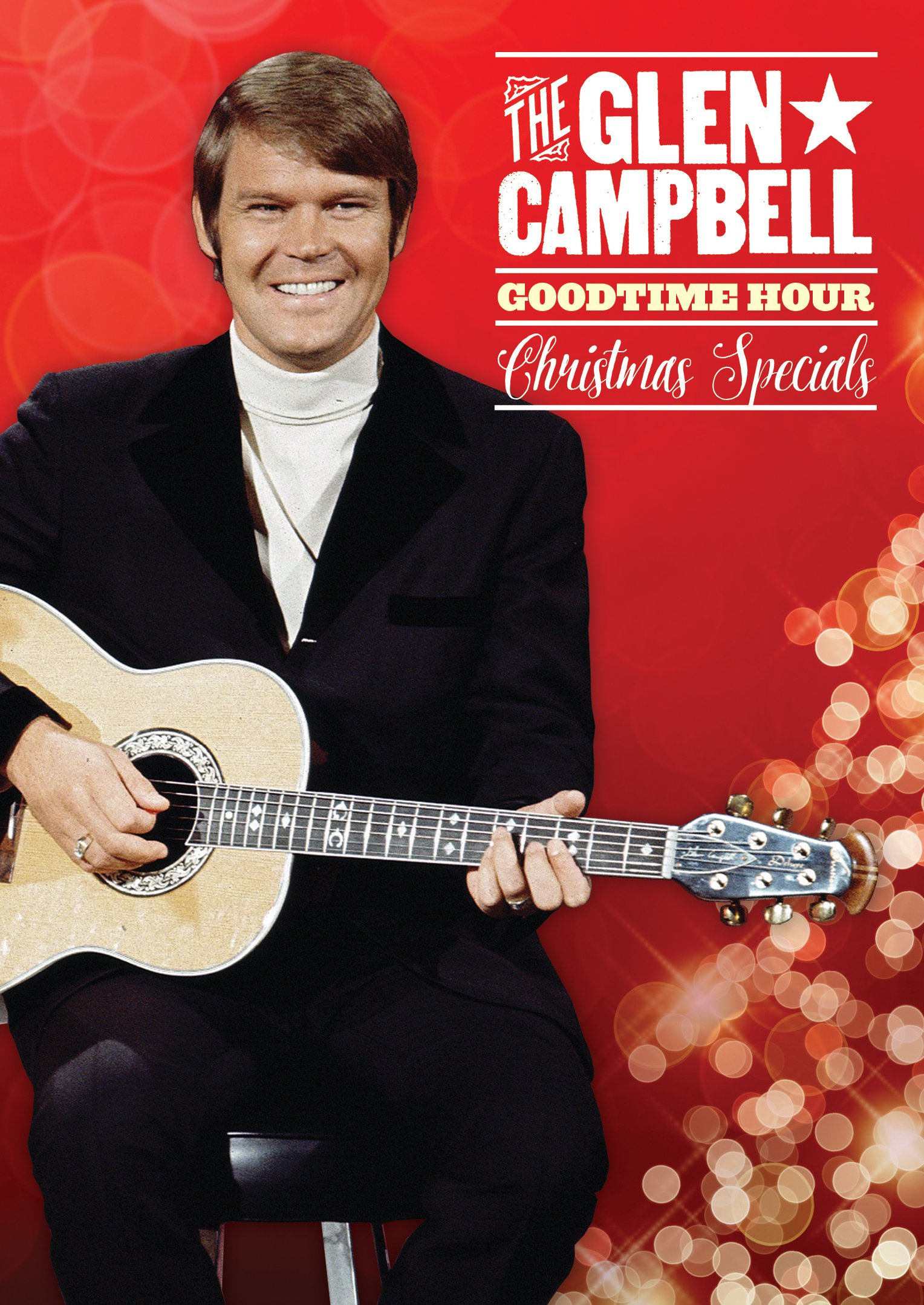 Celebrate the holiday season with country music superstar Glen Campbell and his pals on The Glen Campbell Goodtime Hour Christmas Specials! These specially selected episodes from Glen's classic variety series delivers a stocking full of laughter, music, and holiday cheer for you and your family. Featuring guest appearances from such favorites as George Gobel, Jerry Reed, Anne Murray and Shecky Greene, this is one holiday party that music fans can't afford to miss.