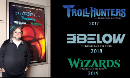 NETFLIX EXCLUSIVE: Dreamworks Trollhunters Tales of Arcadia Part 2 Streaming NOW – Shop online for Trollhunters Products