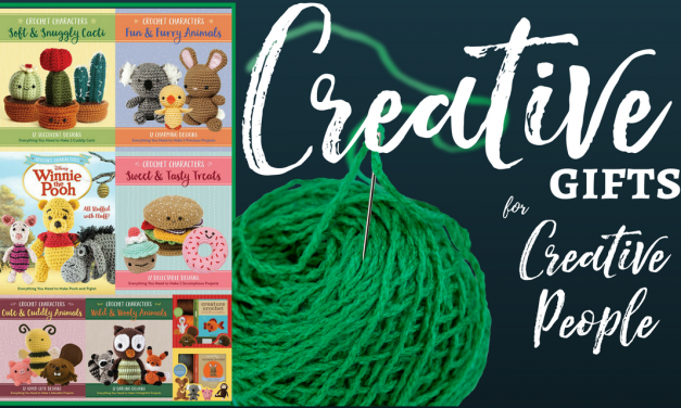 Crochet Kits – 8 Creative Gifts for Creative People