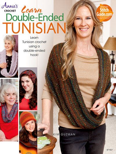 Learn Double-Ended Tunisian Crochet
