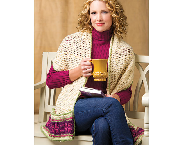 Learn Tunisian Crochet Colorwork - Online Video Class
