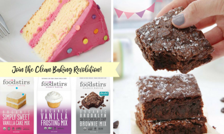 FoodStirs: Delicious Organic Baking Mixes, Kits & Subscription Box