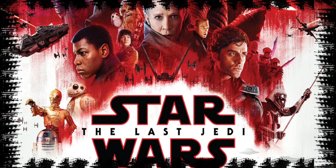 STAR WARS: The Last Jedi Available on Home Video Plus Cool Movie Tie-In Products