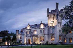 3 Nights for the price of Two the 5-Star Lough Eske Castle in Donegal includes breakfast #JumpintoIreland