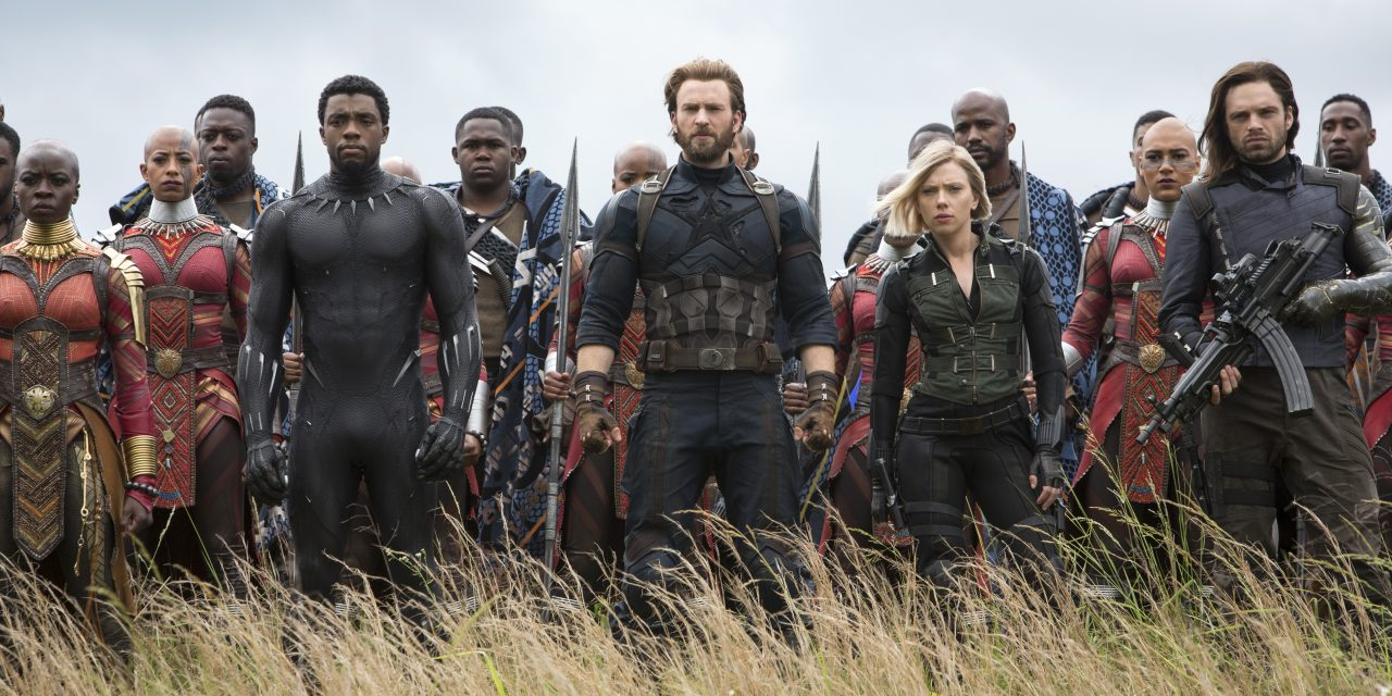 AVENGERS: INFINITY WAR Featurette and Movie Tie-In Products Available Now #InfinityWar