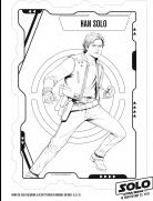 SOLO: A STAR WARS STORY Activity Sheets and Coloring Pages