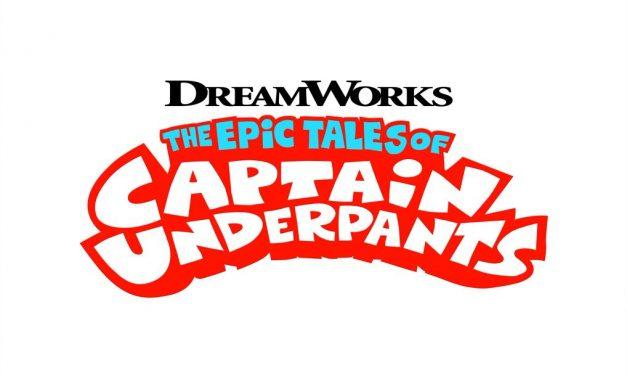 THE EPIC TALES OF CAPTAIN UNDERPANTS: Netflix Original Premiers 7/13 #captainunderpants