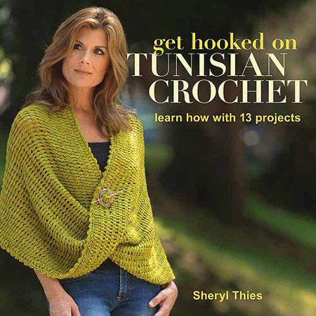 Martingale and Company, Get Hooked On Tunisian Crochet