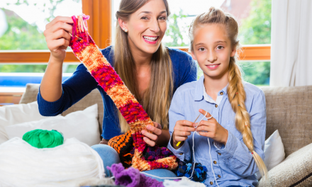 Knitting and Crochet Patterns You Can Do In a Weekend