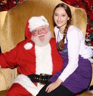 Bellevue Square Santa, Jim L - Click on his photo to see his schedule