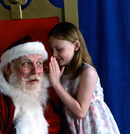 Bellevue Square Santa Russ L - View his Schedule