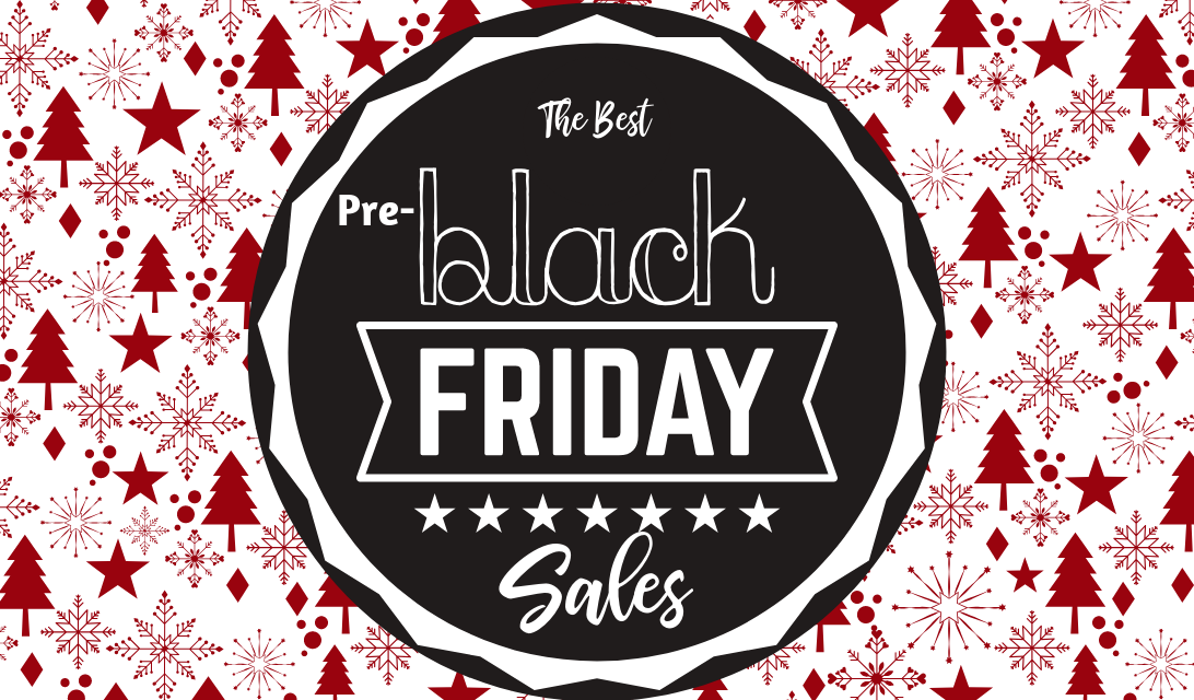 2018 Best Pre-Black Friday Deals on Amazon