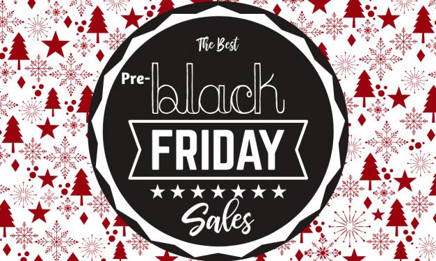2018 Best Pre-Black Friday Deals on Amazon