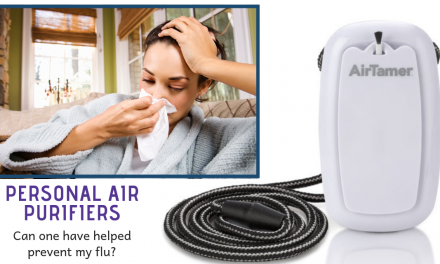 AirTamer A315: Can a Personal Air Purifier Help Prevent the Flu?