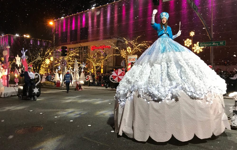 Snowflake Lane Bellevue, WA - Princess