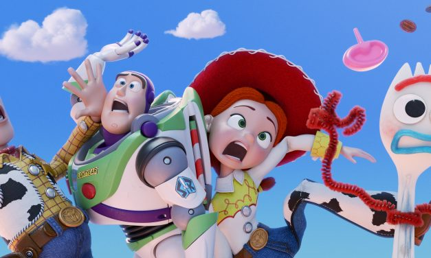 Toy Story 4: Teaser Trailer and Three Remarkably Quirky New Characters!