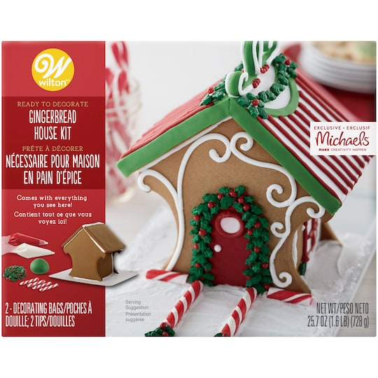 Wilton® Gingerbread House Kit | Michaels®