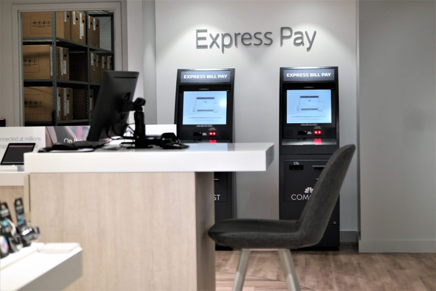 Express Pay - Available at the Xfinity Retail Store Northgate Mall washington #ad
