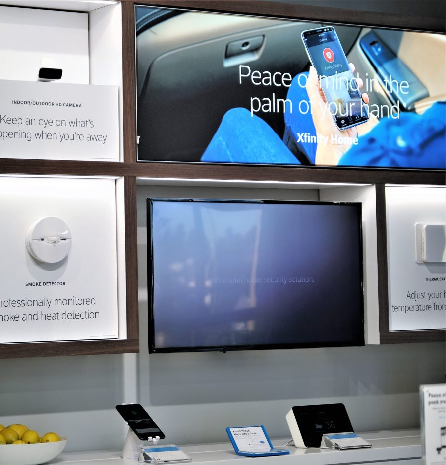 Connected Home Options  - Available at the Xfinity Retail Store Northgate Mall washington #ad