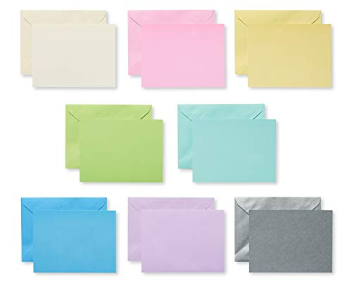 100 blank cards and envelopes - Open When I Die Letters for my spouse - writing prompts