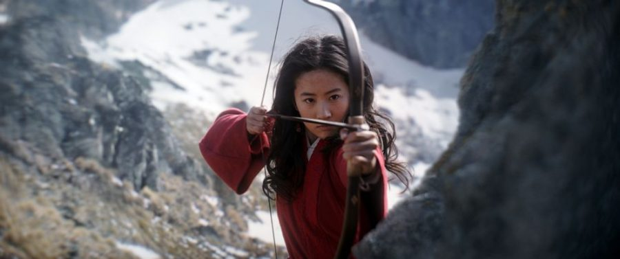 Disney's Live-Action MULAN in theatres March 2020