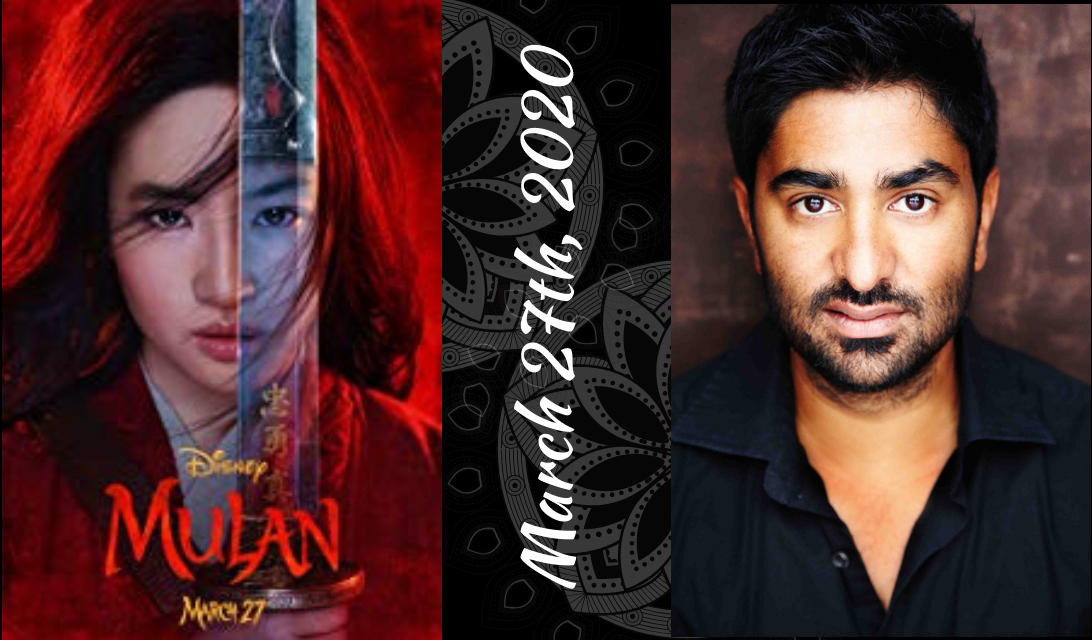 Disney Live-Action Mulan Movie March 2020