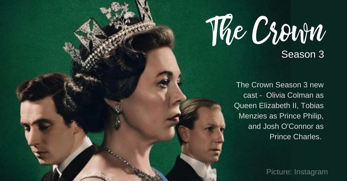 The Crown Season 3 cast changes