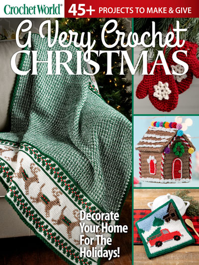 A Very Crochet Christmas - Electronic Download