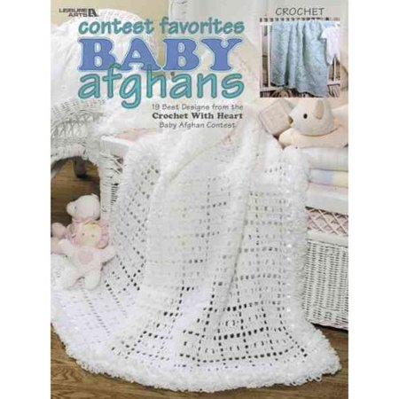 Contest Favorite Baby Afghans: 19 Best Designs from the Crochet With Heart Baby Afghan Contest