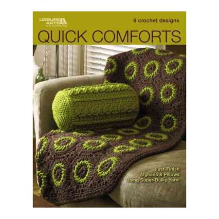 Quick Comforts in Crochet