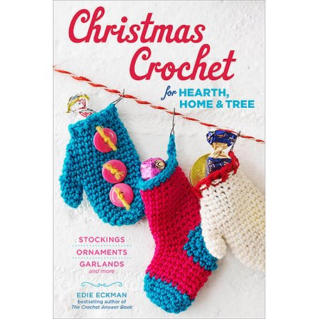 Storey Publishing Christmas Crochet