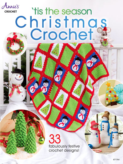 'Tis The Season Christmas Crochet - Electronic Download