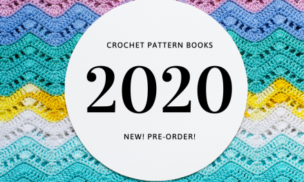 Preorder Crochet Pattern Books