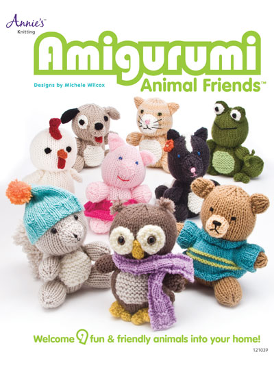 Amigurumi Animals - Electronic Download