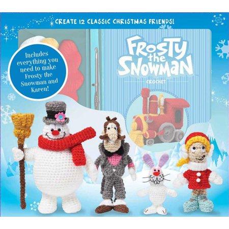 Frosty the Snowman Crochet