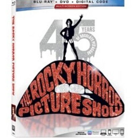 The Rocky Horror Picture Show (45th Anniversary Edition) (Blu-ray + Digital Copy)