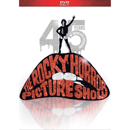 The Rocky Horror Picture Show (45th Anniversary Edition) (DVD)
