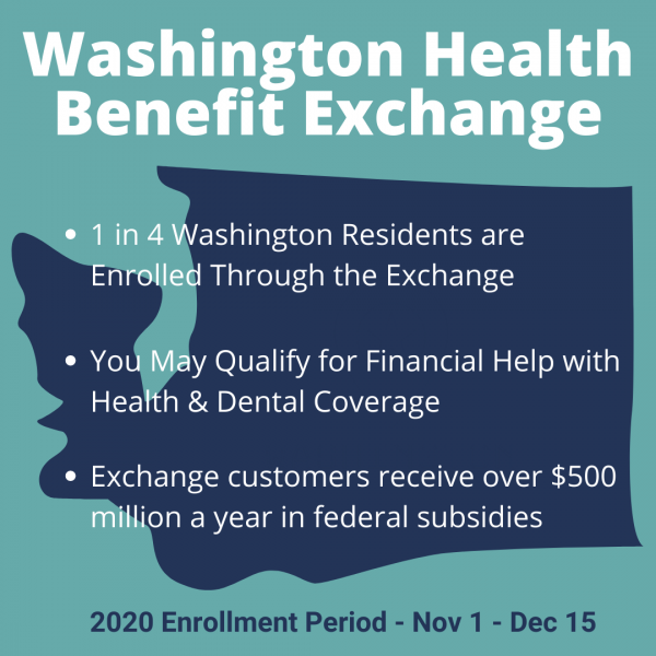 Washington Health Benefit Exchange - Finding Normal - Washington healthplanfinder 2020 #GetCoveredWA #ad