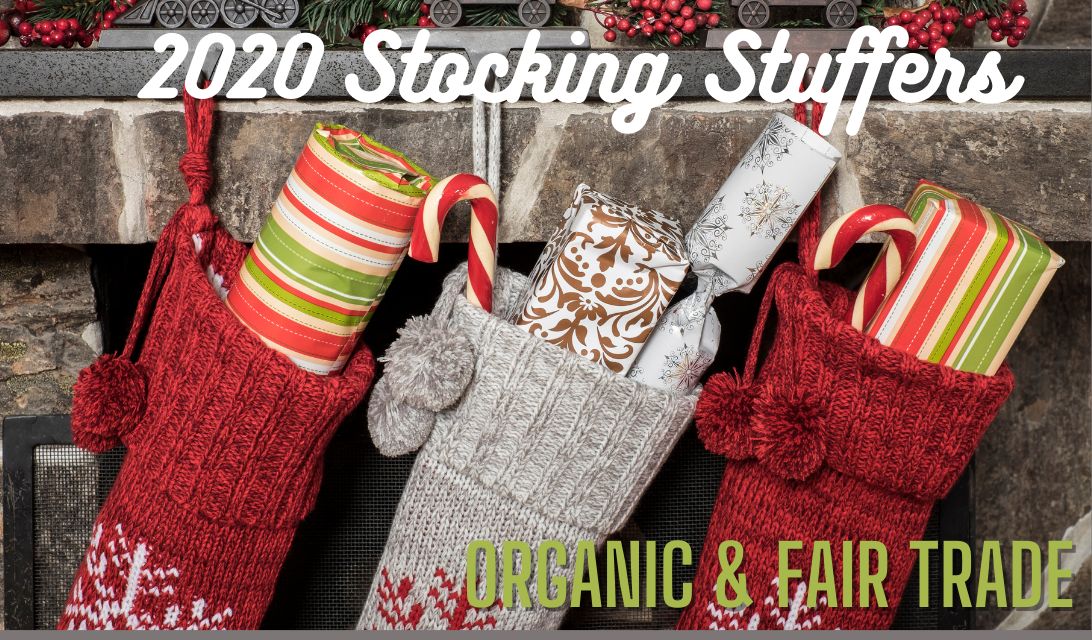 Eco Lips - 2020 Stocking Stuffers Organic Fair Trade
