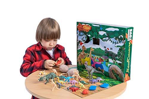 2020 Dinosaur Advent Calendar for Kids