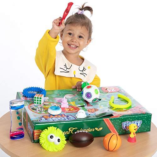 2020 Christmas Advent Calendar with Assorted Fidget Toys