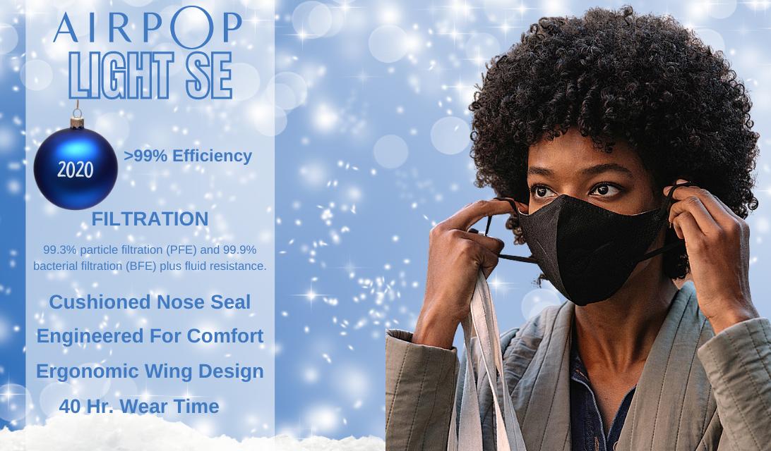 Airpop SE Light Face Mask