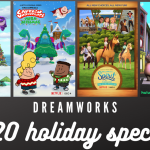 New Holiday Specials And More From DreamWorks Animation